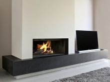 Manel & Velilla Fireplace